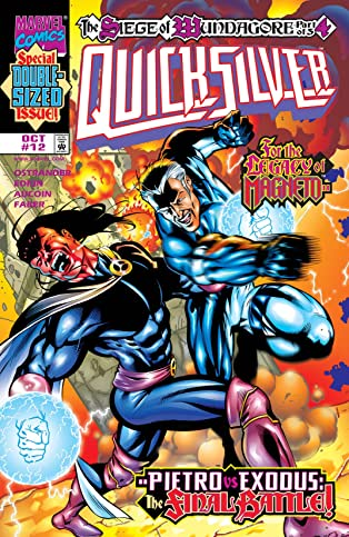 Quicksilver (1997-1998) #12