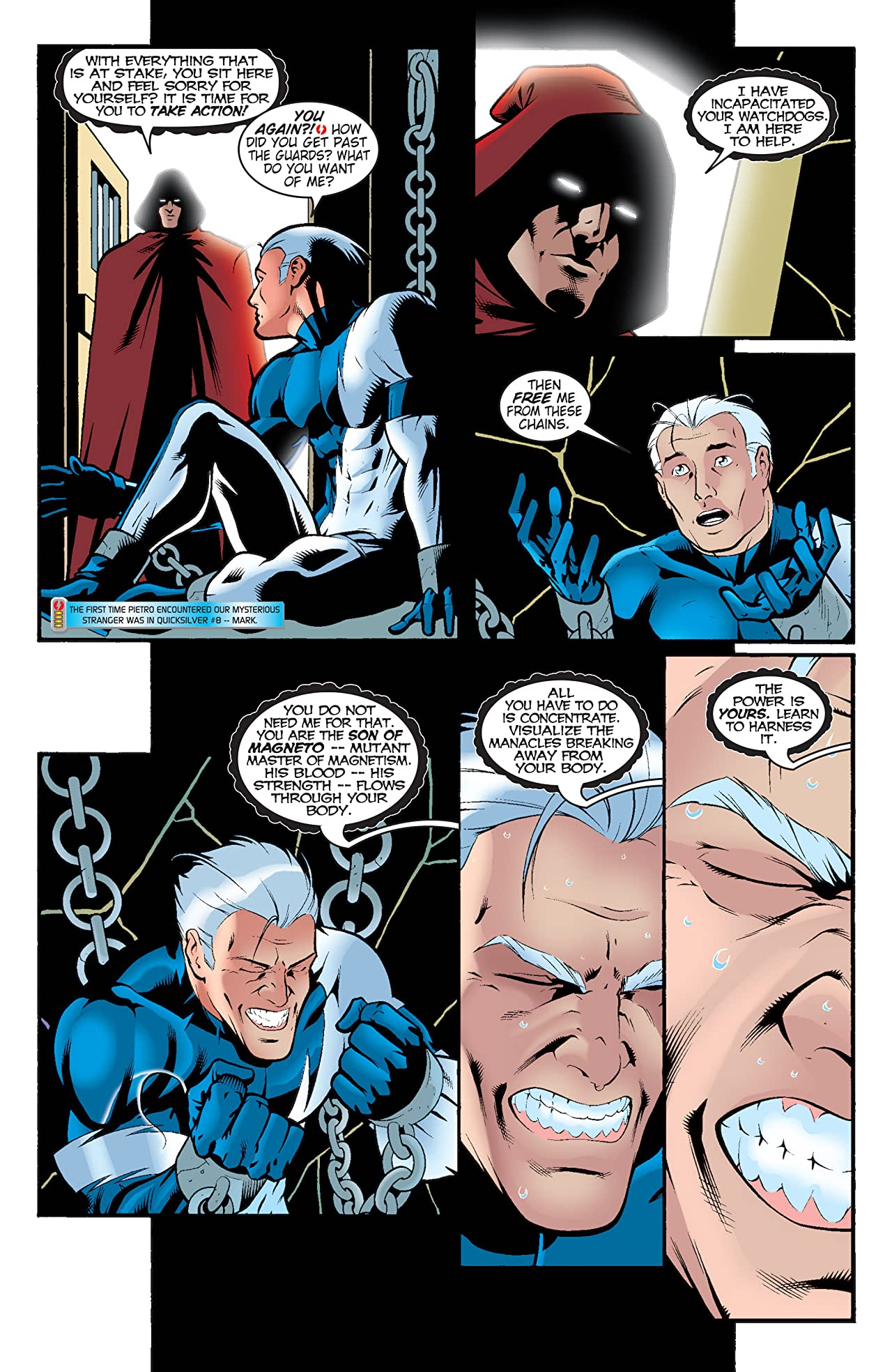 Quicksilver (1997-1998) #12