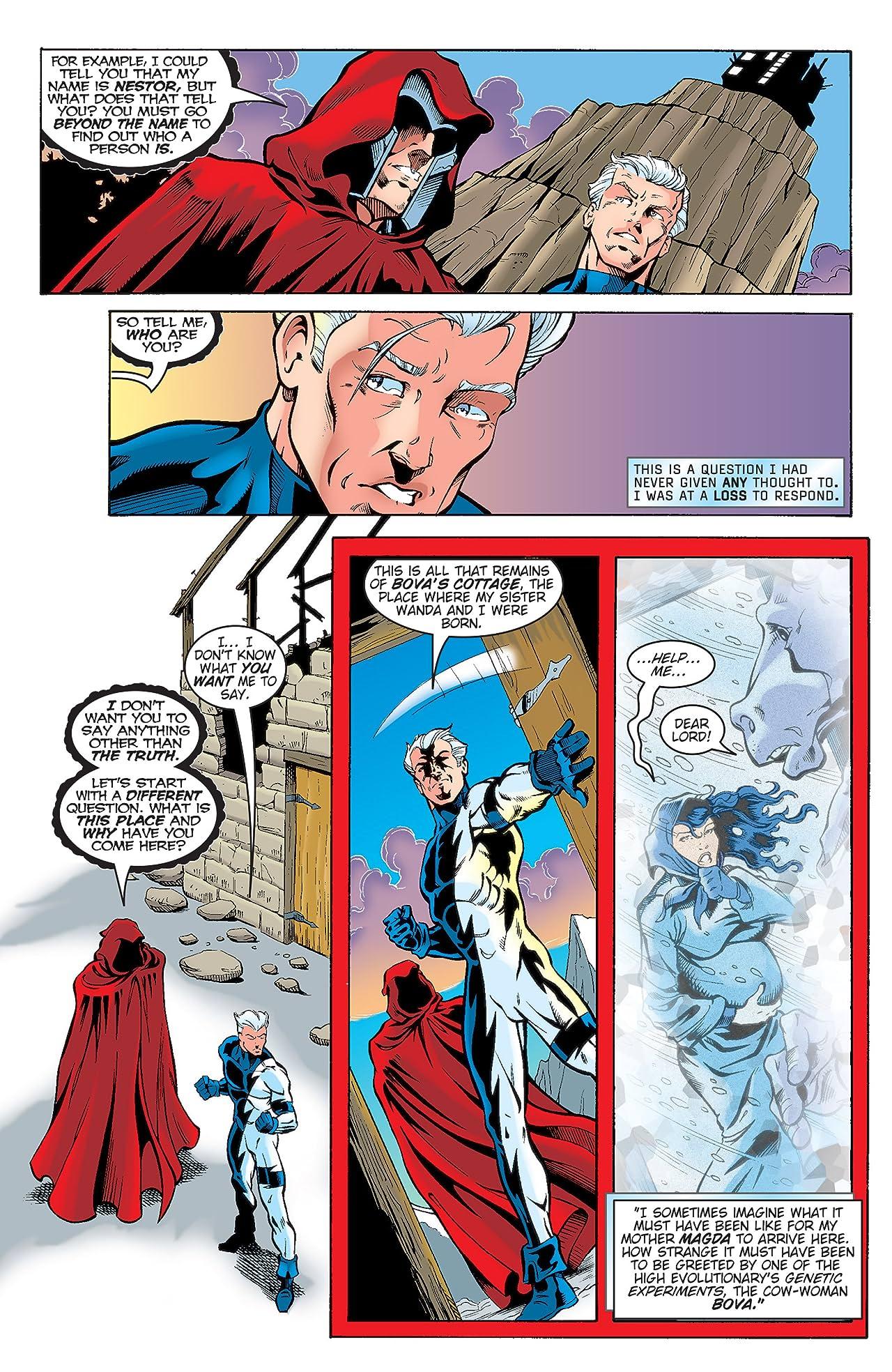 Quicksilver (1997-1998) #13