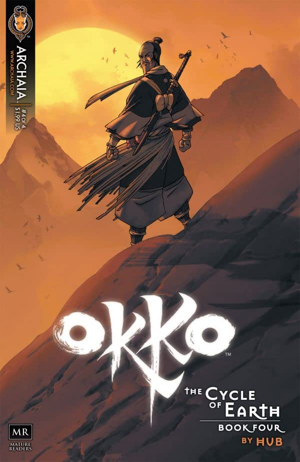 Okko: The Cycle of Earth #4 (of 4)