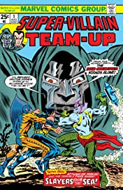 Super-Villain Team-Up (1975-1980) #1
