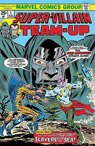 Super-Villain Team-Up (1975-1980) #1