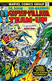 Super-Villain Team-Up (1975-1980) #3