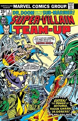 Super-Villain Team-Up (1975-1980) #3