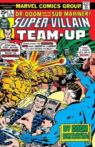 Super-Villain Team-Up (1975-1980) #5
