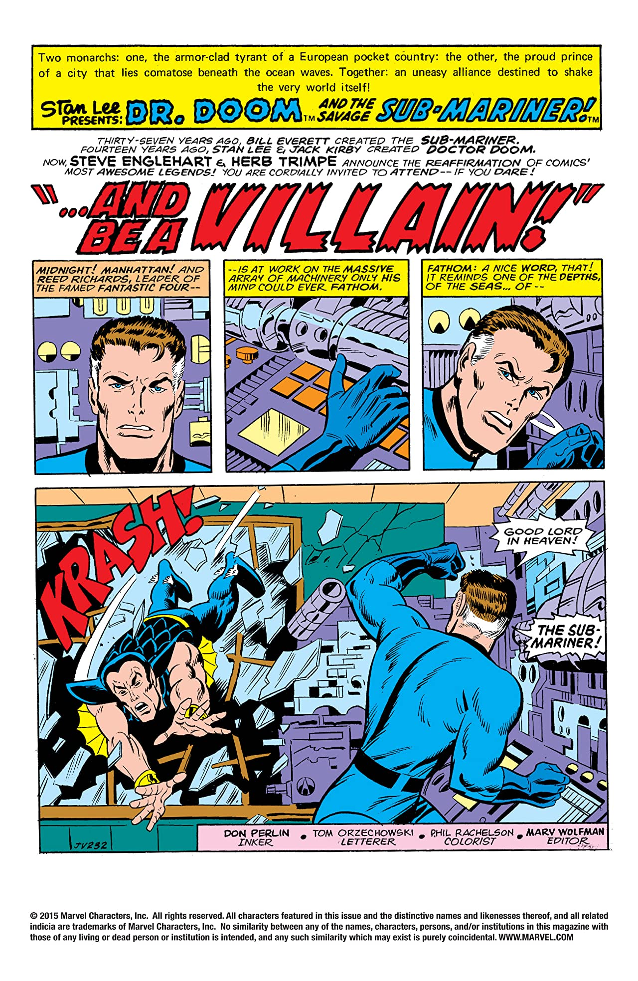 Super-Villain Team-Up (1975-1980) #5