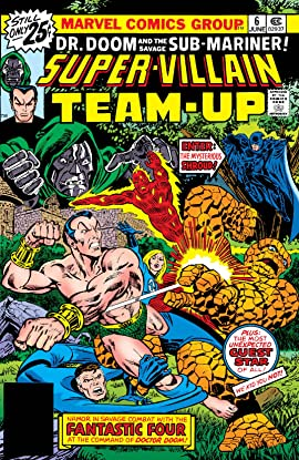 Super-Villain Team-Up (1975-1980) #6