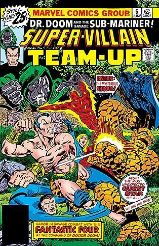 Super-Villain Team-Up (1975-1980) #6