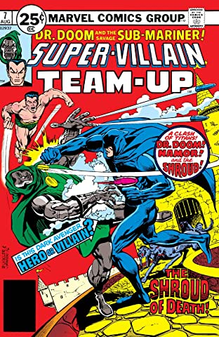 Super-Villain Team-Up (1975-1980) No.7
