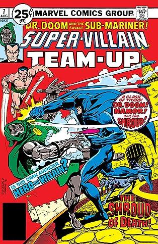 Super-Villain Team-Up (1975-1980) #7