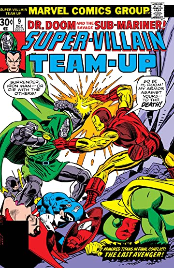 Super-Villain Team-Up (1975-1980) #9