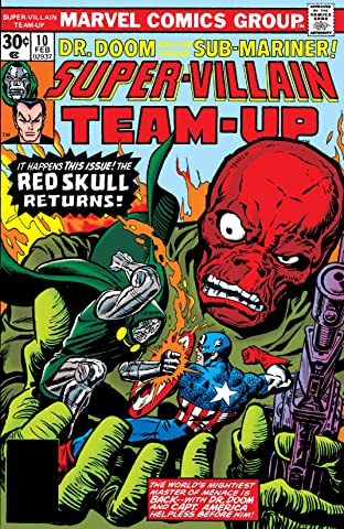Super-Villain Team-Up (1975-1980) No.10