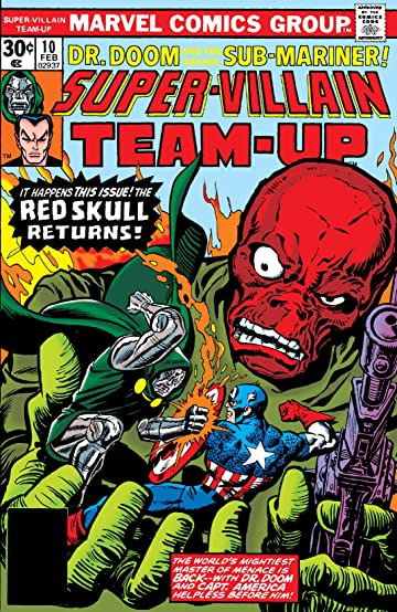 Super-Villain Team-Up (1975-1980) #10