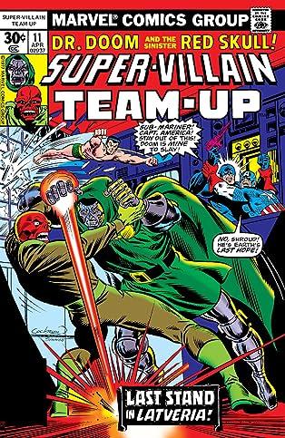 Super-Villain Team-Up (1975-1980) #11