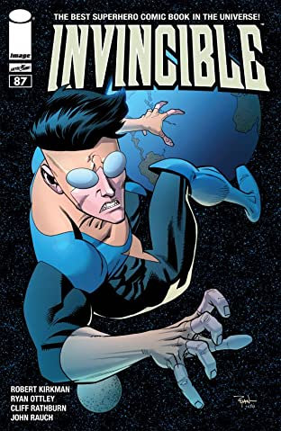 Invincible No.87