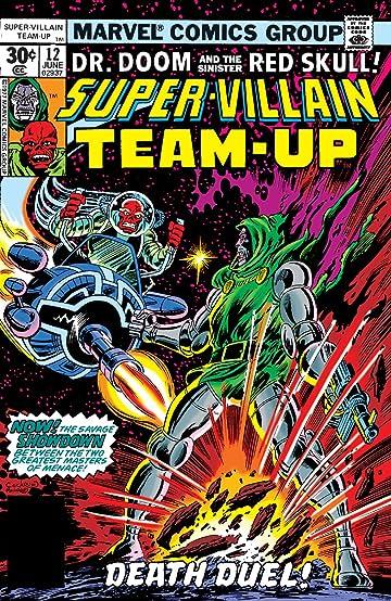 Super-Villain Team-Up (1975-1980) #12
