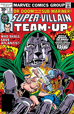 Super-Villain Team-Up (1975-1980) No.13