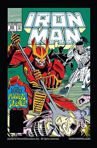 Iron Man (1968-1996) #281