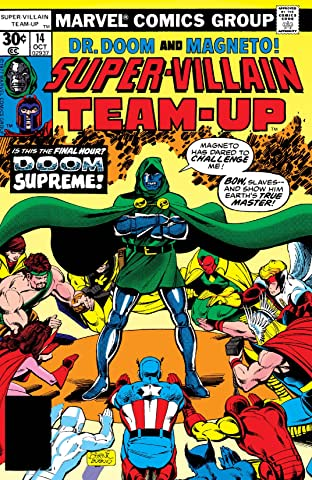 Super-Villain Team-Up (1975-1980) No.14