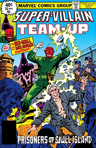 Super-Villain Team-Up (1975-1980) No.16