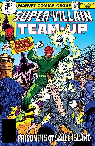 Super-Villain Team-Up (1975-1980) #16