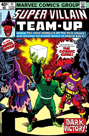 Super-Villain Team-Up (1975-1980) No.17