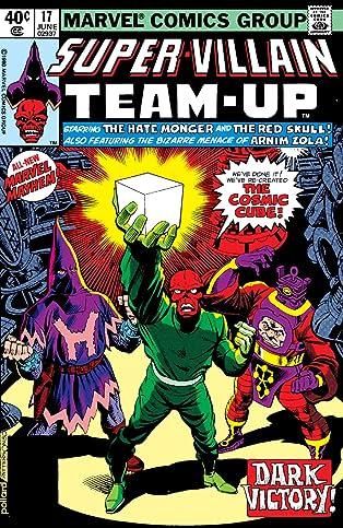 Super-Villain Team-Up (1975-1980) #17