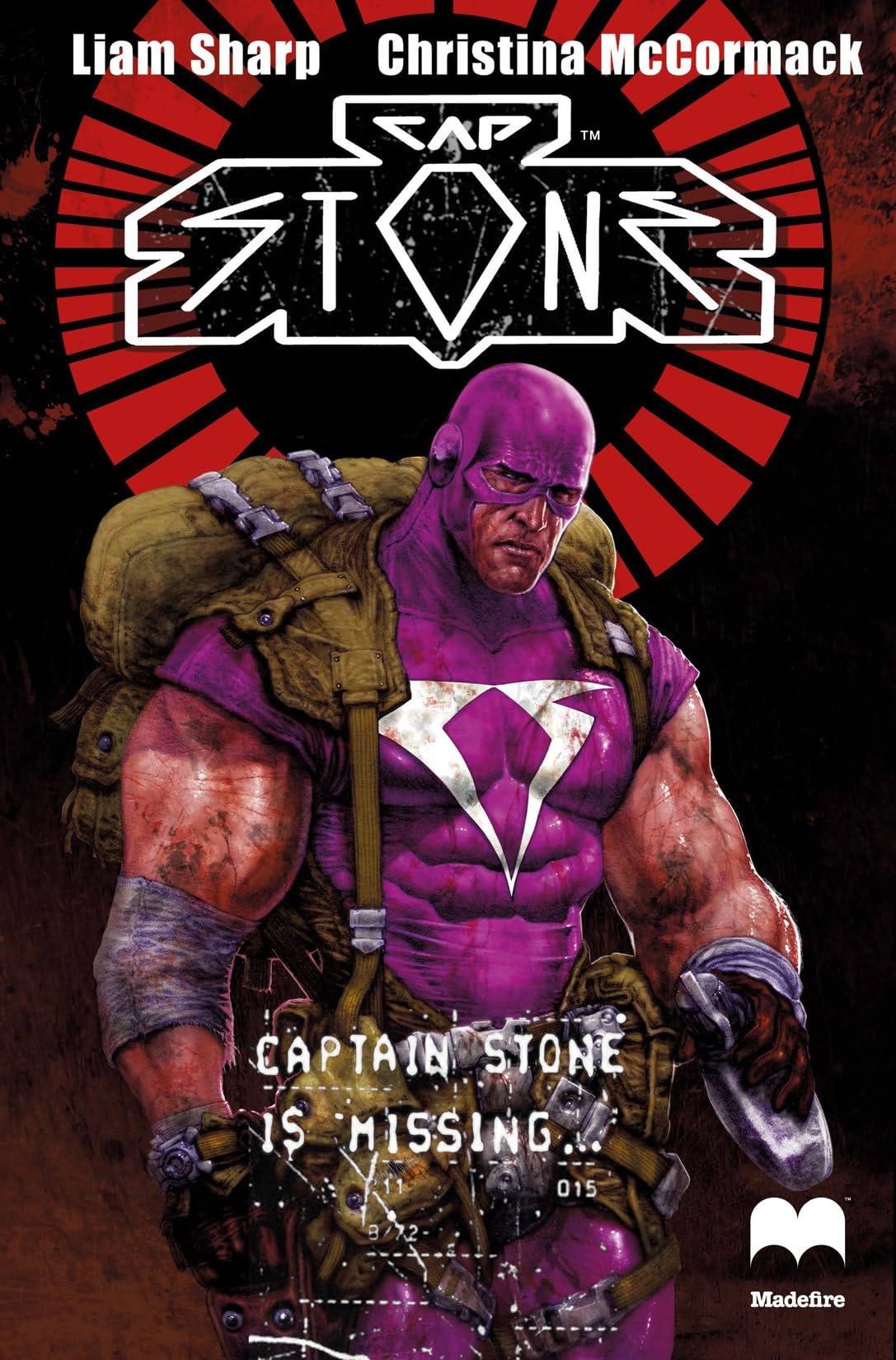 Captain Stone #1