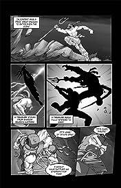 Pirates Vs. Ninjas #1 (of 4)