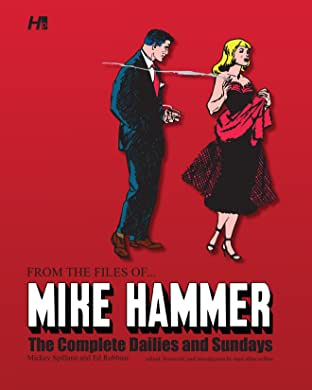 From the Files of...Mike Hammer, The Complete Dailies and Sundays