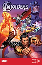 All-New Invaders (2014-2015) #15