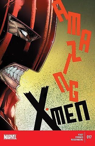 Amazing X-Men (2013-2015) #17