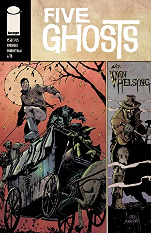 Five Ghosts #15