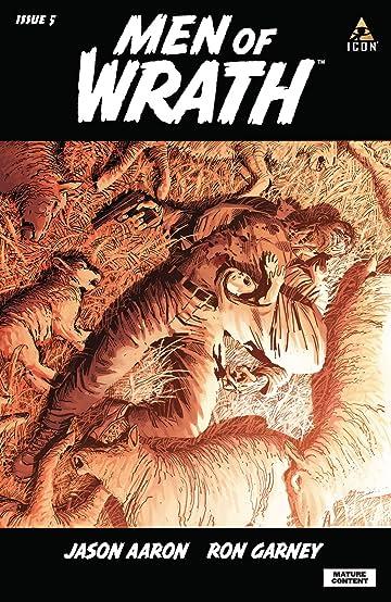 Men of Wrath #5 (of 5)