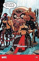 Secret Avengers (2014-) #13