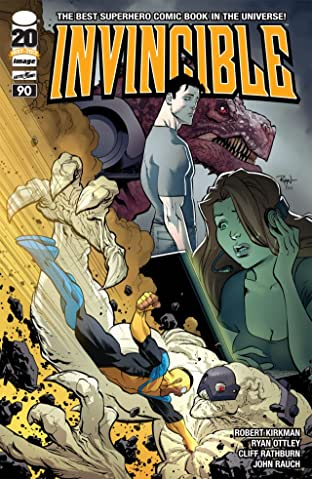 Invincible No.90