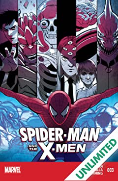 Spider-Man & The X-Men #3