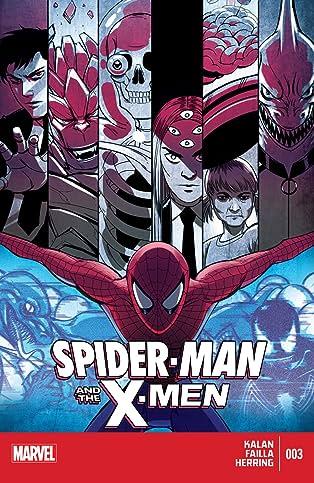 Spider-Man & The X-Men #3