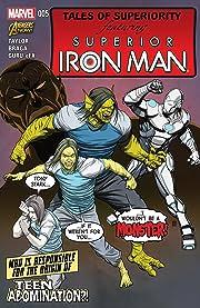 Superior Iron Man (2014-2015) #5