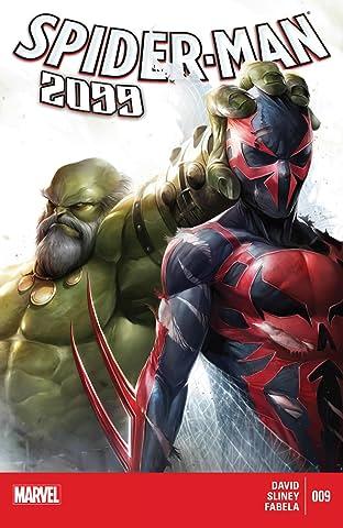 Spider-Man 2099 (2014-2015) #9