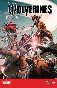 Wolverines (2015) #8