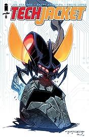 Tech Jacket (2014- ) #8