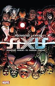 Avengers & X-Men: Axis