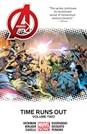 Avengers: Time Runs Out Tome 2
