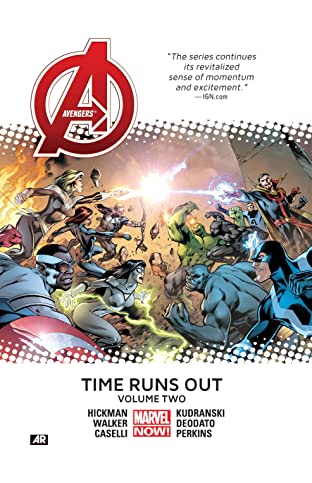 Avengers: Time Runs Out Vol. 2