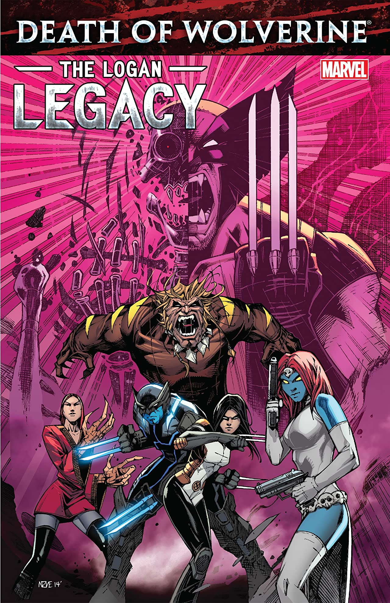 Death of Wolverine: The Logan Legacy