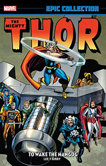 Thor Epic Collection: To Wake The Mangog