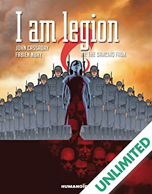 I am Legion Vol. 1: The Dancing Faun