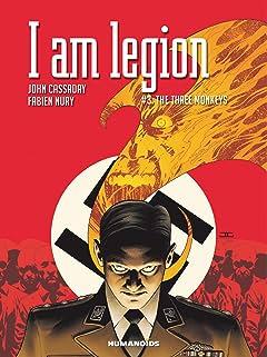 I am Legion Vol. 3: The Three Monkeys