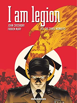 I am Legion Tome 3: The Three Monkeys